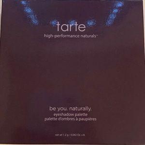 Tarte never used eyeshadow palette
